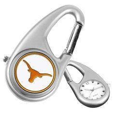 Texas Longhorns NCAA Carabiner Watch