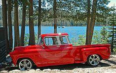 Rockin' 55 Chevy Pickup