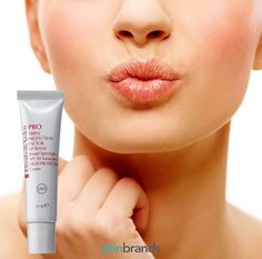 Softer, Smoother Lips from First for Women Lip Makeup, Beauty Makeup, Hair Beauty, Smooth Lips, Skin Clinic, Dry Lips, Without Makeup, Easy Healthy Dinners, Makeup Videos