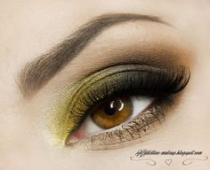 misunderstood colors, try this look with our Pop Culture eye shades! www.claudioriaz.com
