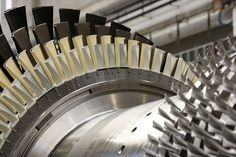 Center of Competence for Steam and Gas Turbines established to meet customer needs Mechanical Power, Mechanical Engineering, Gas Turbine, Aircraft Engine, O Gas, Combustion Engine, Concorde, Amazing Pictures, Radio Control