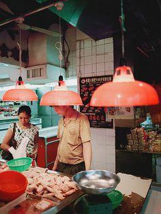 Hong Kong by Maurice Heesen, via Behance