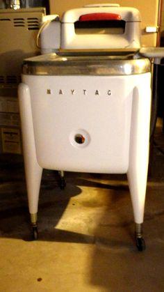 Antique / Vintage Maytag Wringer Gyratator by My3LadiesJewelry