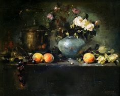 Hindart2: Still Life Paintings by Jacqueline Kamin