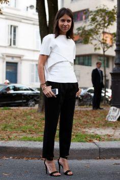 Photos: Street Style at Paris Fashion Week | Vanity Fair