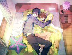Image about anime in Psycho-Pass ♥ Akane × Shinya by Yume Psycho Pass, Kogami Shinya, Manga Anime, Anime Art, Junjou, Couple Drawings, Cute Anime Couples, Anime Ships, Hopeless Romantic