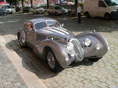 The Devaux Coupe released 2001, an Australian automobile by Devaux Cars Pty Ltd
