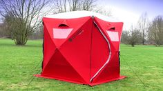Qube Tents - Quick Pitch Modular Camping Tents