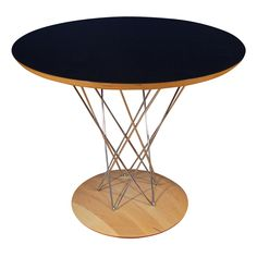 1stdibs | Modernica Cyclone Side Table By Isamu Noguchi