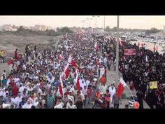 #Bahrain: another gigantic #Friday #march demanding #democracy immediately