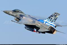 Hellenic Air Force (HAF) Lockheed Martin F-16CJ Fighting Falcon