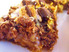 Rocky Road Recipe #treat #dessert