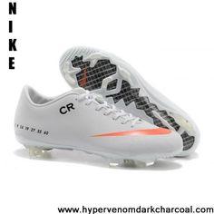 promo code f068b 577c8 2013 Nike Mercurial Vapor IX FG 2013 cristiano ronaldo Sixth CR exclusive  personal white orange Fashion
