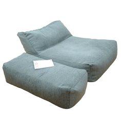 Puff Lounge XL Bean Bag Lounge, Big Chair, Cinema Room, Interior Exterior, House Ideas, Houses, Plushies, Furniture, Interiors