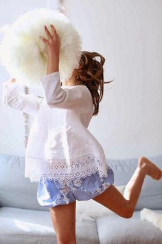 Summer colors | ©Caroline Briel pour La Princesse au petit pois®