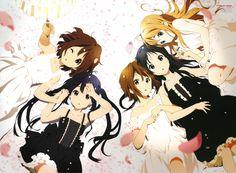 Artist: Horiguchi Yukiko | K-ON! | Akiyama Mio | Hirasawa Yui | Kotobuki Tsumugi | Nakano Azusa | Tainaka Ritsu |