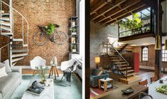 Feel Inspired With These New York Industrial Lofts