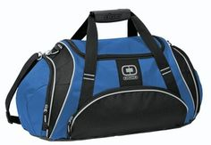 OGIO - Crunch Duffel Style 108085 True Royal #travelbag #duffelbag