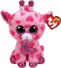Purchase Plush Toy - Sweetums - Beanie Boos - 10 Inch Medium from Partytoyz Inc. Share and compare all Baby. Giraffe Stuffed Animal, Ty Stuffed Animals, Beanie Babies, Ty Beanie Boos Collection, Ty Peluche, Ty Animals, Ty Toys, Pink Giraffe, Giraffe Toy