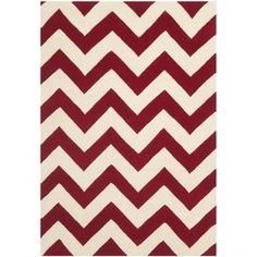 @Overstock.com - Handmade Chevron Red Wool Rug (5' x 8') - A contemporary design and dense, thick pile highlight this handmade rug inspired by Moroccan patterns with today's updated colors.  http://www.overstock.com/Home-Garden/Handmade-Chevron-Red-Wool-Rug-5-x-8/7720143/product.html?CID=214117 CAD              319.34