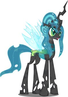 Crystallized Queen Chrysalis by xebck on DeviantArt Crystal Ponies, Queen Chrysalis, Mlp My Little Pony, Cool Pictures, Disney Characters, Fictional Characters, Romantic, Deviantart, Cool Stuff