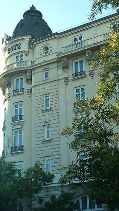 Madrid. El Ritz.