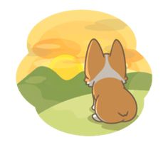 Howdy! The world's most popular Welsh Corgi is in the house. Come with your friends and have a fun day with Corgi!