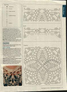 Interweave Crochet Summer 2012 - Jimali McKinnon - Picasa Web Albums