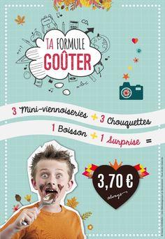 Tchecke ta formule goûter à la Boulangerie - http://www.boulangeriemassaintpierre.fr/ta-formule-gouter-a-la-boulangerie.php
