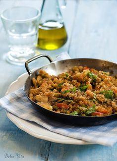 Serpenyős, morzsás zöldségek | Dolce Vita Blog