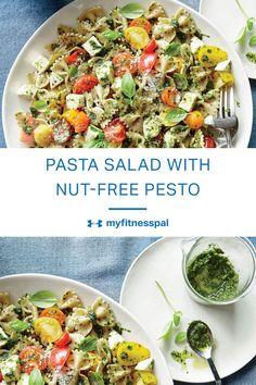Nut-free pesto bring