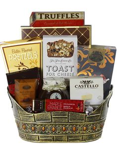 Gift Baskets Toronto, Ontario - Free Delivery Canada Wide Free Delivery, Gift Baskets,