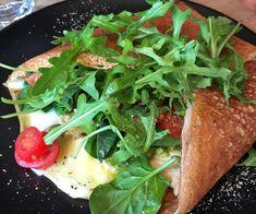 You searched for Middag - Franciskas Vakre Verden Seaweed Salad, Mozzarella, Pesto, Ethnic Recipes, Food, Essen, Meals, Yemek, Eten