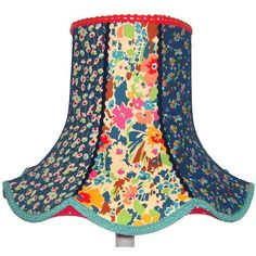 Are you interested in our Liberty patchwork lampshade? With our patchwork lampshade with Liberty fabrics you need look no further.