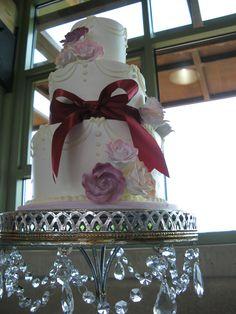 Beautiful cake. Peridot Sweets, Las Vegas, Nevada. (702) 220-4860.