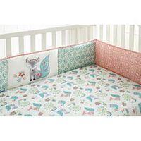 Levtex Baby Fiona 4 Piece Crib Bumper Set