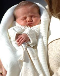 Infanta Leonor de Todos los Santos de Borbon y Oriz of Spain--look at those cheeks!--born on Halloween, 2005, eldest child of Felipe and Letizia, Prince and Princess of Asturias. When her father becomes king Infanta Leonor will become heiress presumptive and Princess of Asturias, provided her parents don't have a son. Currently, she is 2nd in line to the Spanish throne.
