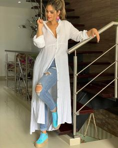 Frock Fashion, Fashion Dresses, Chubby Fashion, Collared Shirt Dress, Bollywood Outfits, Moda Outfits, Moda Chic, Dress Indian Style, Indian Designer Outfits