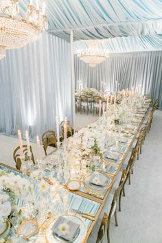 White Lilac Inc. is an event design company with experience in producing a wide range of special events with custom designed details and execution. Lancaster House, Blue And Blush Wedding, Wedding Chairs, Wedding Tables, Wedding Ceremony, Tent Reception, Ceiling Decor, Chairs For Sale, Wedding Designs