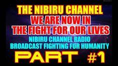 NIBIRU CHANNEL LIVE RADIO BROADCAST PART #1