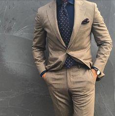 Lavish luxury luxurious luxurious lifestyle mensfashion menswear mens clothing men fashion men style men stuff men seeking men suit and tie suited men men Suit Combinations, Lawyer Fashion, Luxury Lifestyle Fashion, Mens Fashion Blog, Fashion Ideas, Fashion Tips, Brown Suits, Business Outfit, Suit And Tie