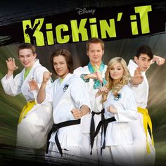 """New episode of Disney XD's """"Kickin' It"""" airing on January 13, 2014!"""