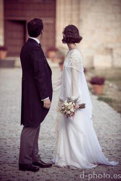 Una boda, años 20 | d-photo.es