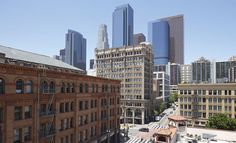 Downtown los angeles is getting a makeover to the tune of $16.5 billion in new development. Changes includes the addition of a slew of mixed-used projects combining ground floor retail and upper le...