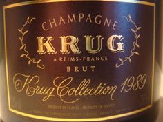 1973 Krug #Champagne Collection--My search for '73 @KrugChampagneUS for 40th in February.