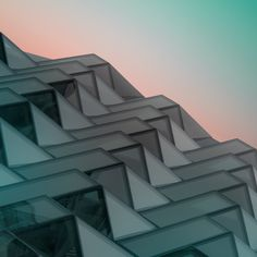 """""""CYAN"""" is a photographic series focusing on architectural details. The images can be seen as artistic interpretations of the buildings, structures and monuments they depict. Architecture Details, Interior Design, World, Building, Image, Behance, Patterns, Nest Design, Block Prints"""