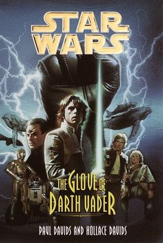 The Glove of Darth Vader (1992) is the first book of the Jedi Prince series by Paul and Hollace Davids. THE DEATH STAR HAS BEEN DESTROYED.