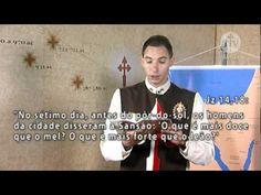 História Sagrada XXVIII - Sansão - YouTube