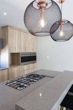 Clean and simple design open plan layout with functional spaces,natural wood textures add warmth. Designer home in Langebaan Country Estate. Country Estate, Wood Texture, Open Plan, Simple Designs, Natural Wood, Architecture Design, Layout, Ceiling Lights, Home Decor