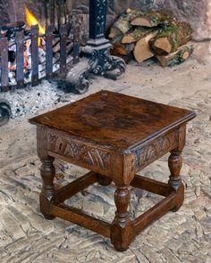 17th century Child's stool